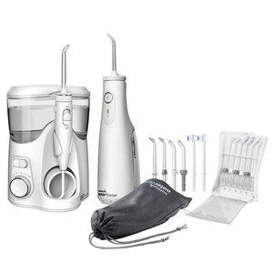 Waterpik Ultra Plus and Cordless Select Water